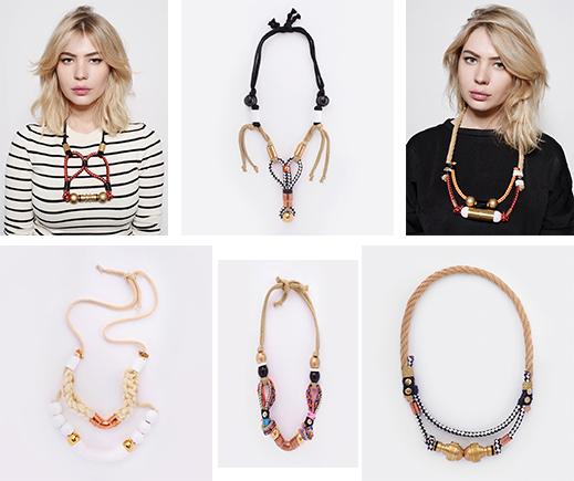 Купить ожерелья от Domingo Ayala