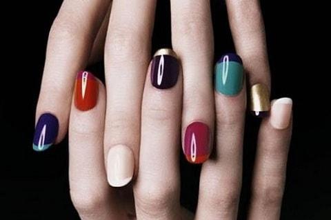 Форма и цвет ногтей расскажут о характере