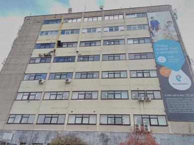 Нежилое административное здание