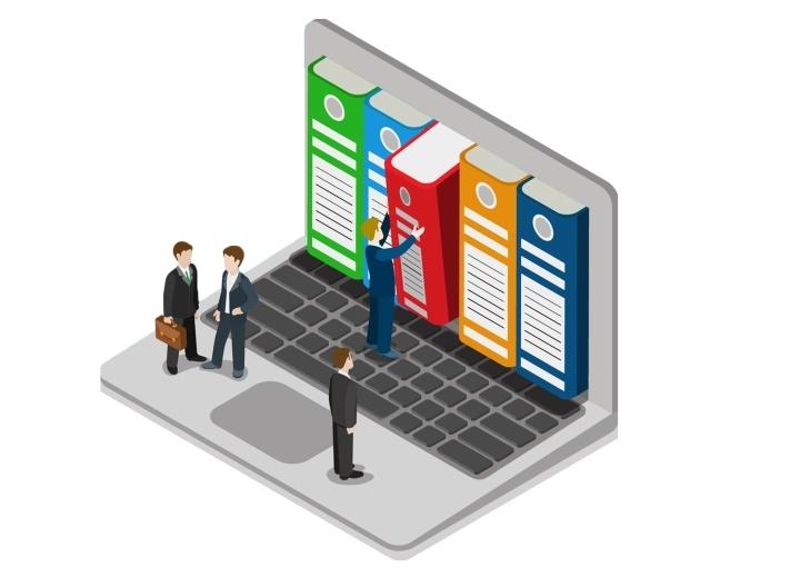 При автоматизации журналы учета могут быть распечатаны из программы