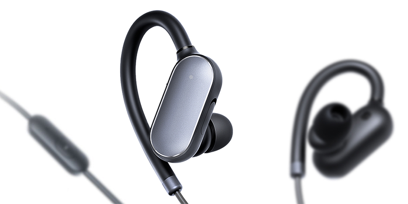 Наушники Xiaomi Mi Sports Bluetooth Headset Black (черный)