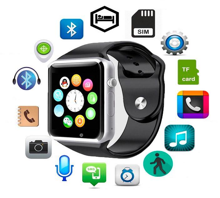 Умные часы с сим-картой SmartWatch Phone G10D