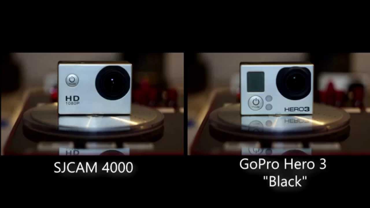 Экшн камера SJCAM SJ4000. Самый полный обзор камеры, описание, характеристики, тесты, комплектация.