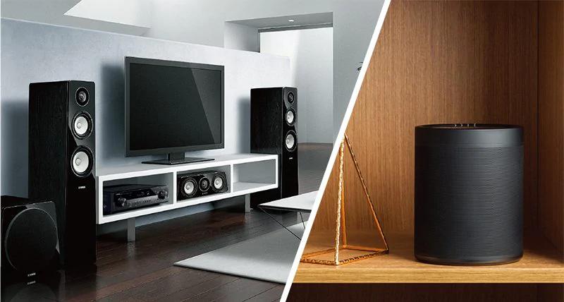 Аудио видео ресиверы Yamaha для домашнего кинотеатра