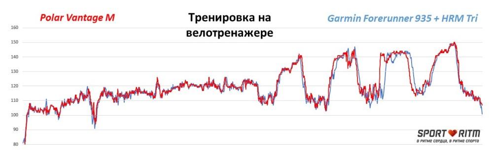Сравнение пульсометров Polar и Garmin