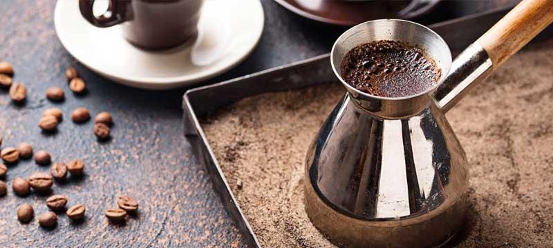 кофе для варки в турке какой