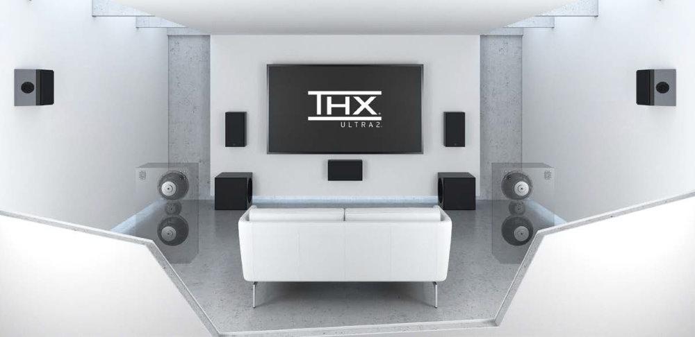 Комплект настенной акустики 7.1 Magnat Cinema Ultra