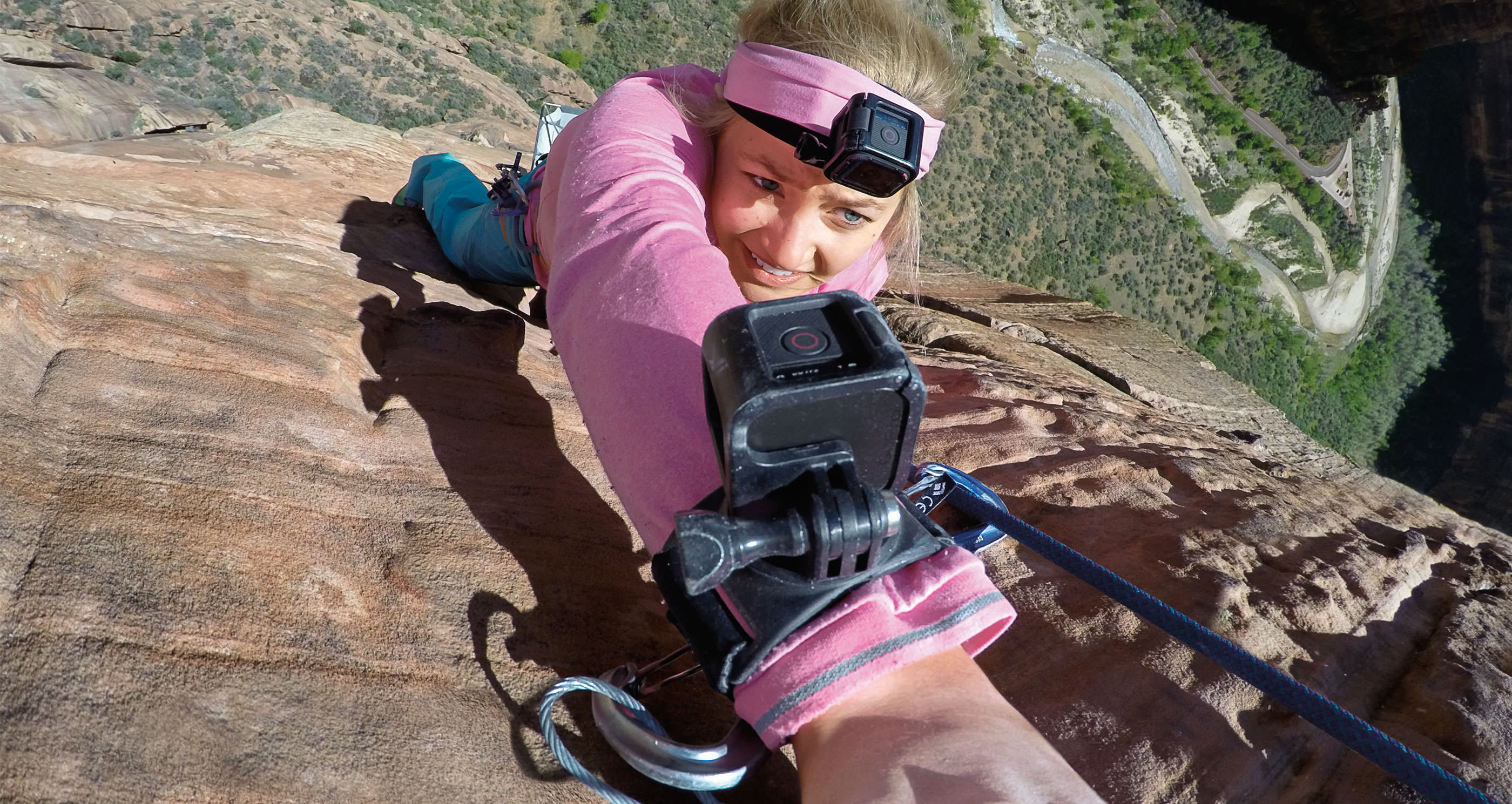 GoPro The Strap (AHWBM-001) - Крепление на руку для камер GoPro