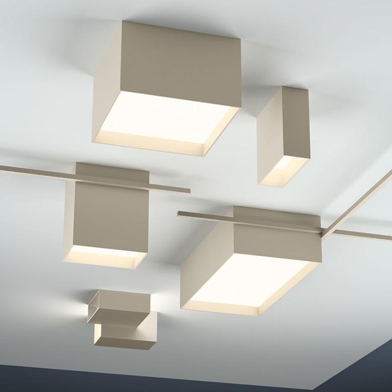 Светильники Structural от Vibia
