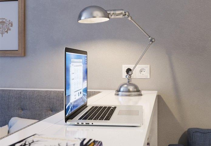 Качественные настольные лампы для офиса