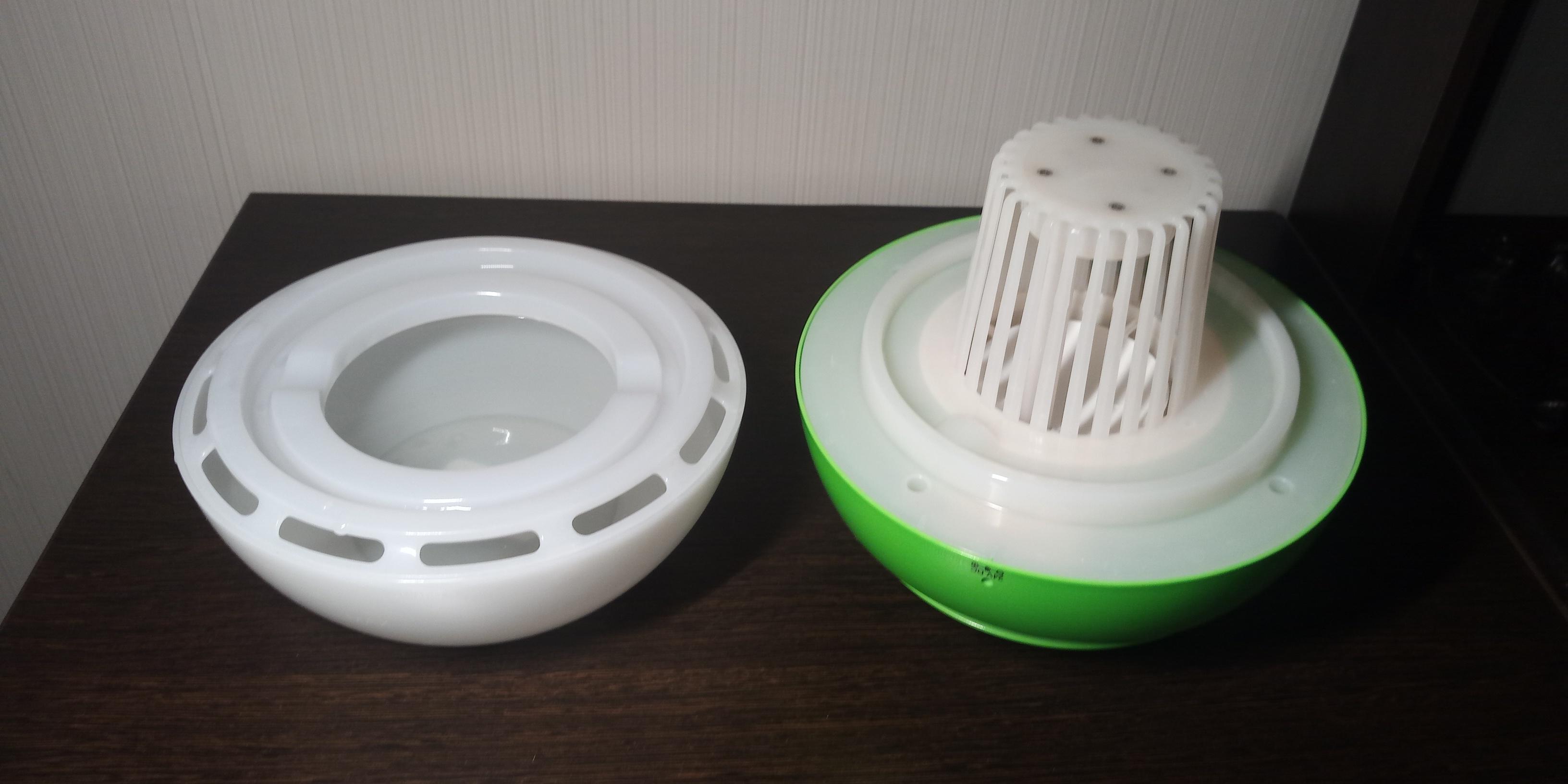 Ультразвуковой увлажнитель воздуха для детской Ramili Baby AH770.