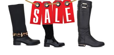 Распродажа итальянской обуви