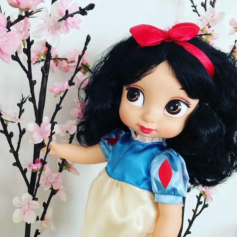 Кукла Белоснежка, Дисней, Аниматорз