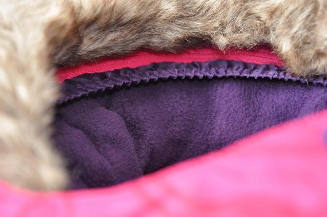 Капюшон Premont на комбинезонах, комплектах и куртках