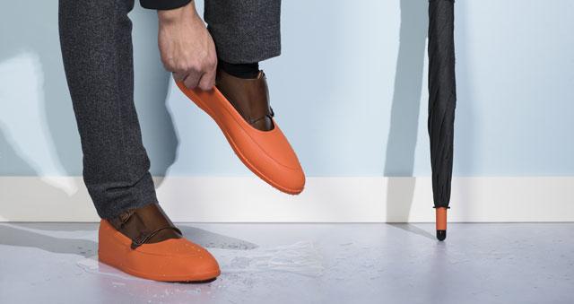 Галоши на обувь мужские