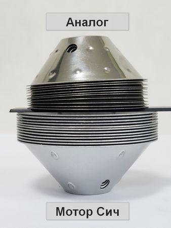 Сравнение сепараторных тарелок Мотор Сич