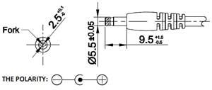 Ввод питания интерфейсного модуля X100 для Raspberry Pi