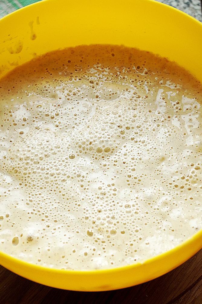 Постные оладьи на аквафабе - рецепт пошаговый с фото