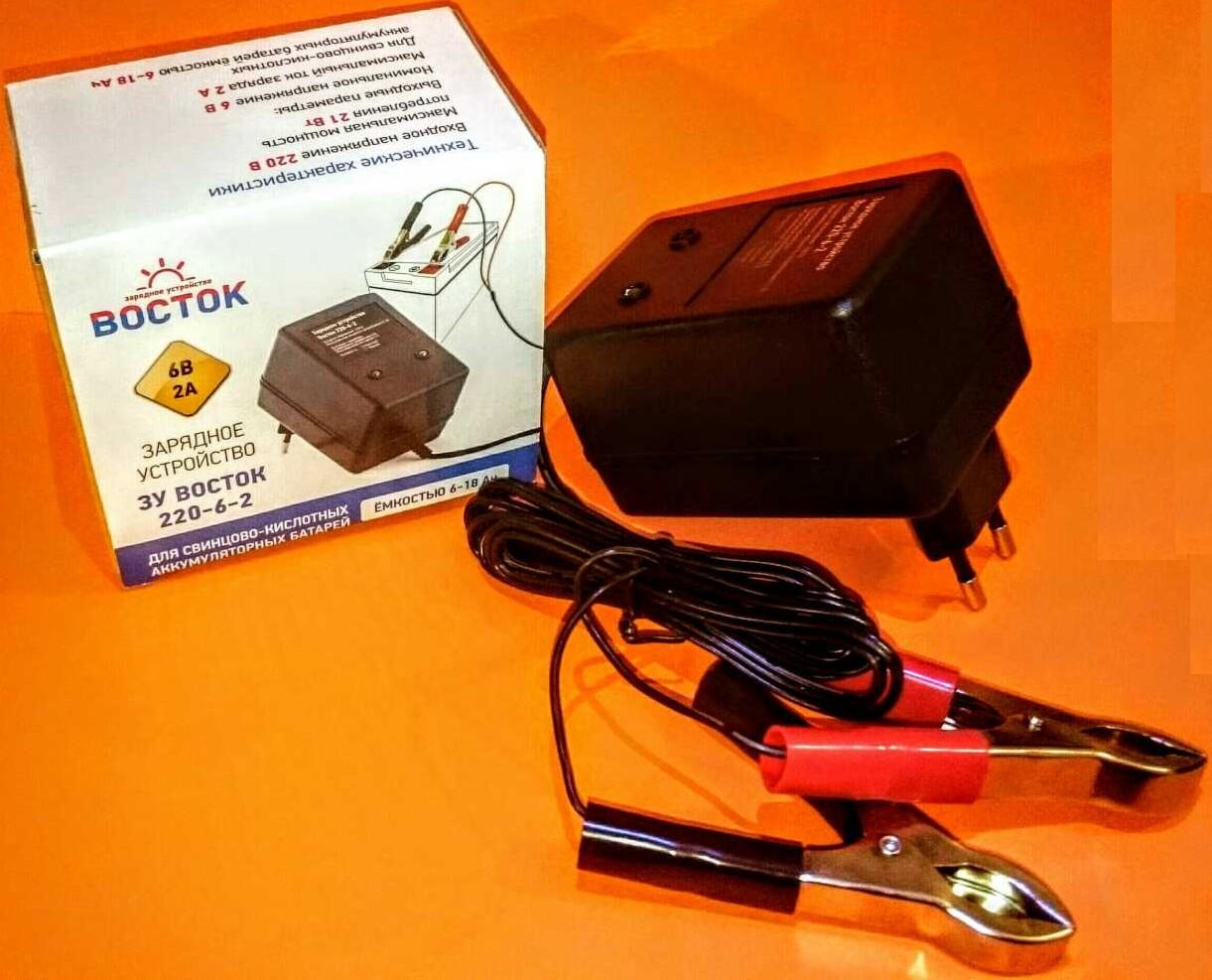 Как выбрать в Саратове зарядное устройство для аккумулятора мотоцикла?