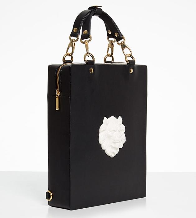 рюкзак из натуральной кожи Bagpack Lion Black от ANDRES GALLARDO