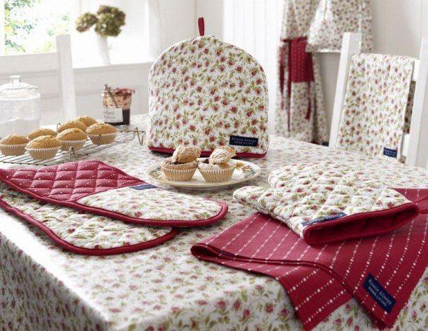 оригинальный текстиль для кухни