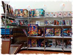 Магазин Хобби-Парк (г. Москва, м.Пушкинская). В этом магазине продается продукция Paperlove.