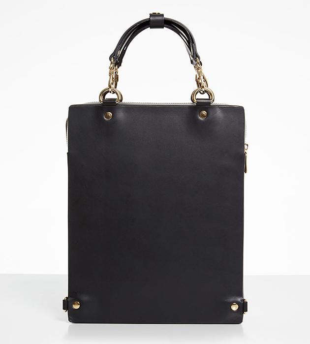 рюкзак ручной работы от ANDRES GALLARDO - Bagpack Lion Black