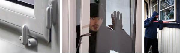 Блокиратор окна Sash Jammer