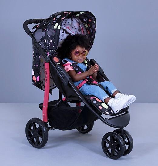 Прогулочная коляска Cosatto купить в интернет-магазине Мама Любит!