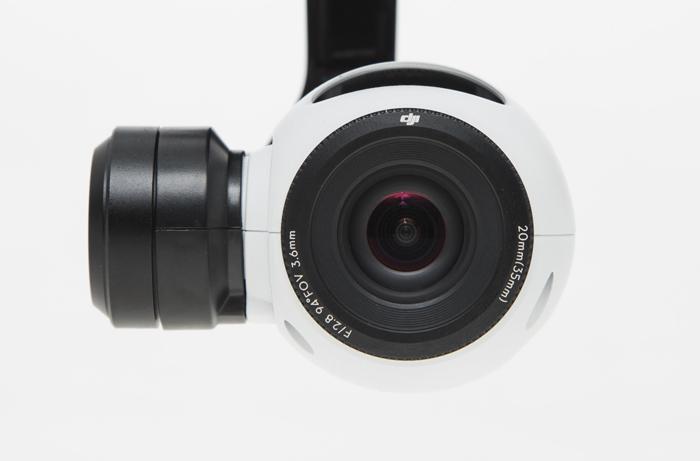 Камера DJI Inspire 1