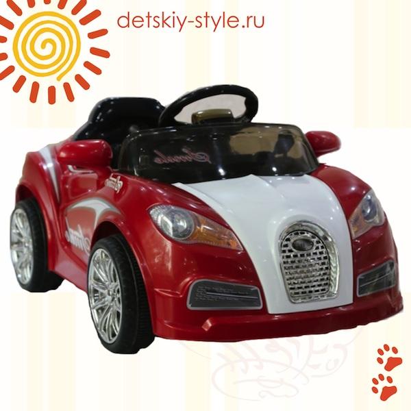 Детский электромобиль bugatti hl938 бугатти