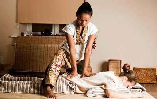 Китайский массаж Туина