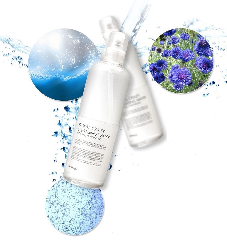 очищающая воды корейского бренда graymelin