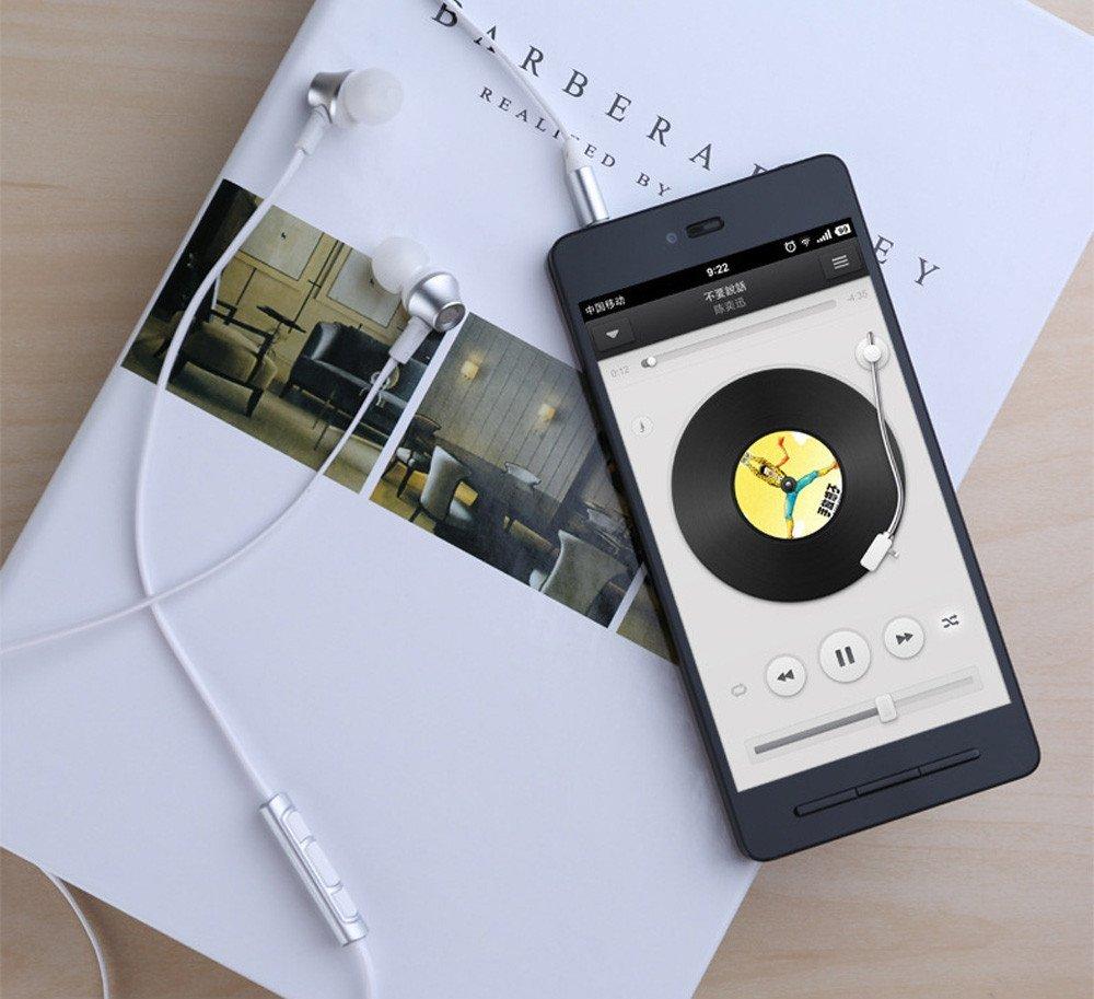 Наушники с микрофоном Remax RM-610D White