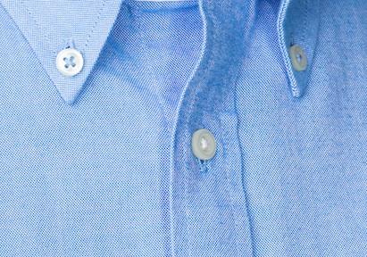 Рубашка из ткани оксфорд
