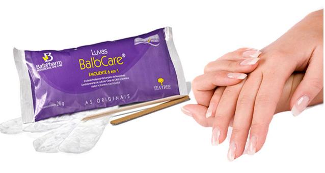 Бразильский маникюр BalbCare