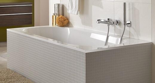 Квариловые ванны Villeroy Boch Oberon