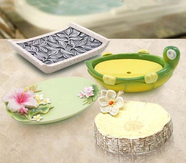 Лучшие мыльницы для мыла