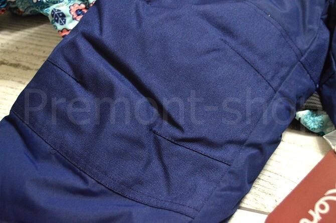 Cordura на костюме Premont Озерная клюква