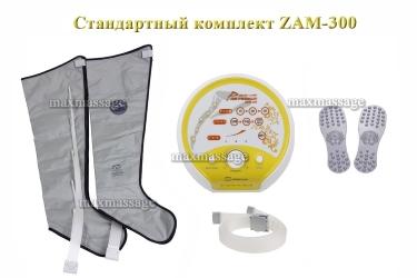 Стандартная комплектация массажера Zam-300