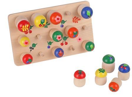 грибочки игрушка