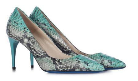 Кожаная итальянская обувь