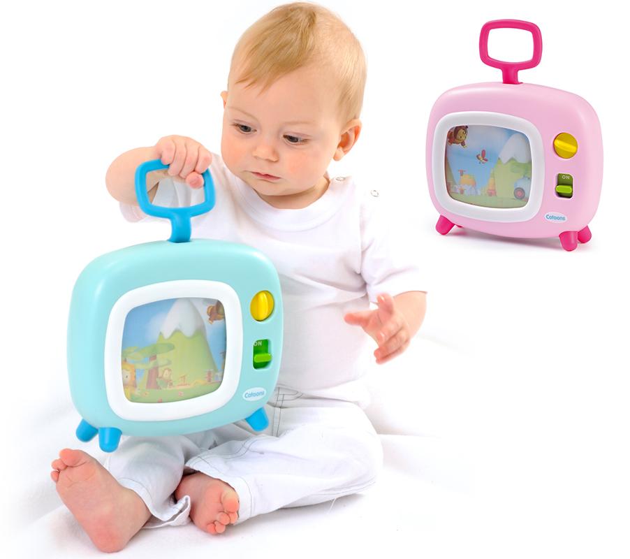 развивающая музыкальная игрушка Телевизор