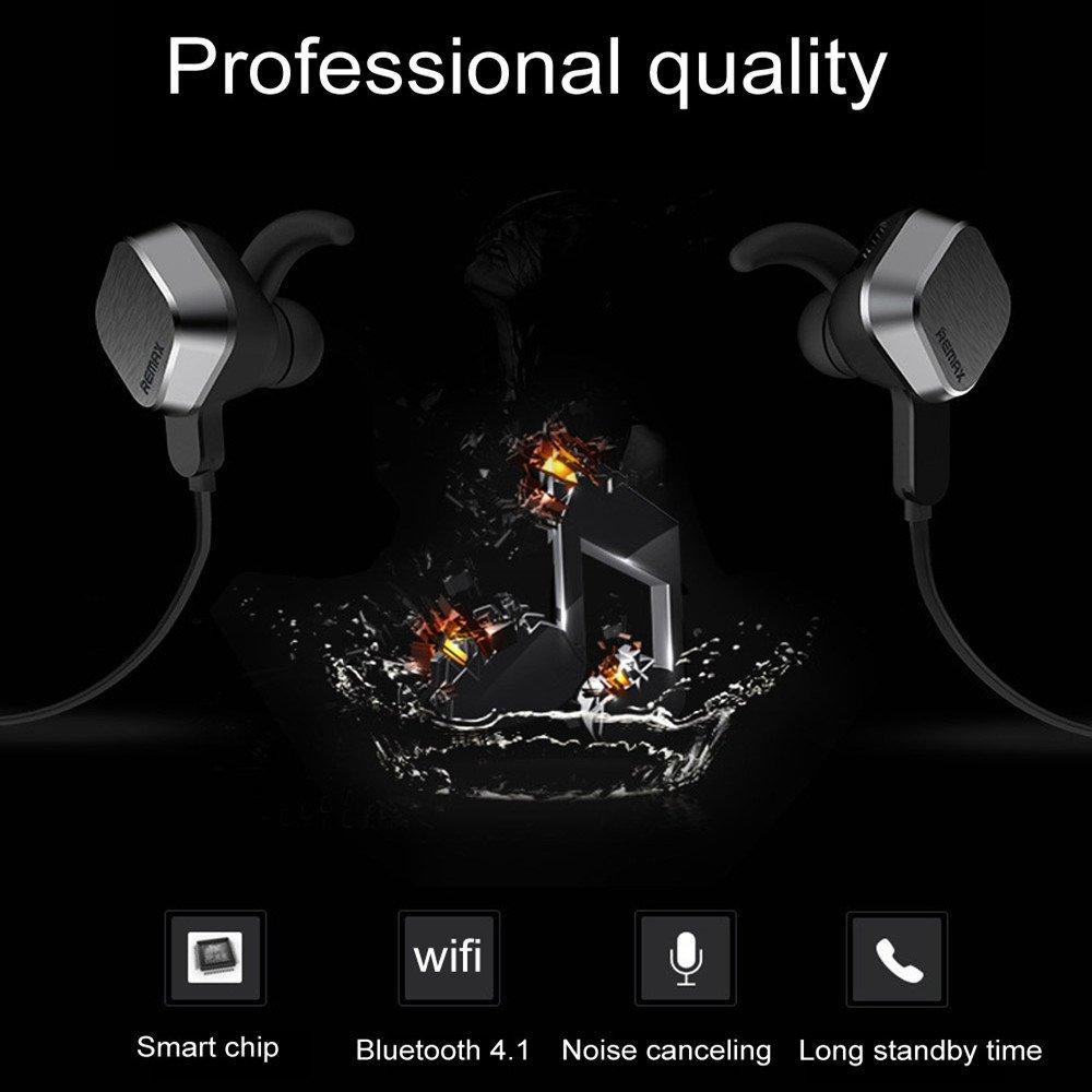 Bluetooth-наушники с микрофоном Remax RM-S2