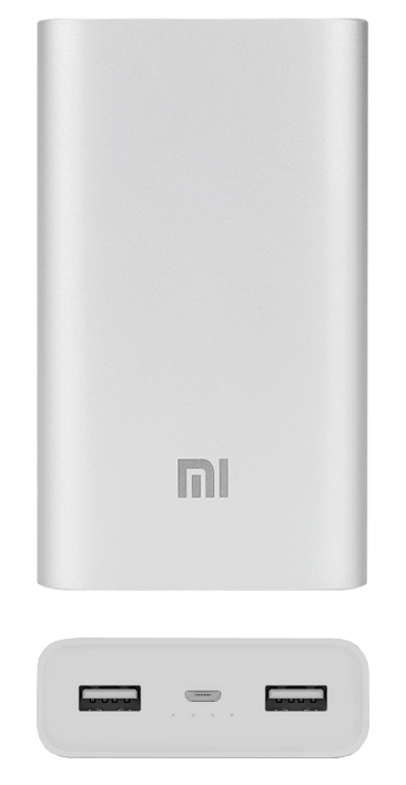 Xiaomi Mi Power Bank 20000 mah