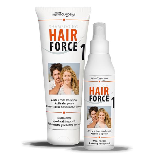 Шампунь и лосьон HAIR FORCE ONE