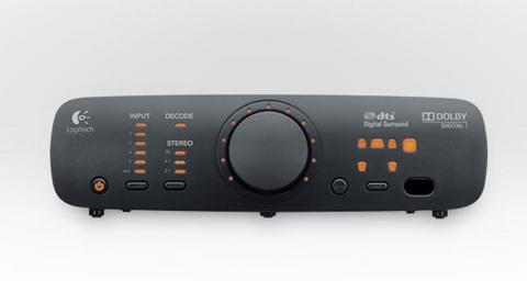 Logitech Z906 пульт управления