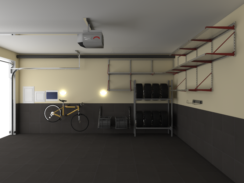 Проект гаража заказать бесплатно