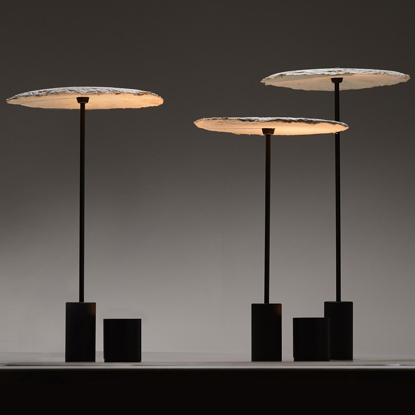 Светильники из мицелия от Nir Meiri