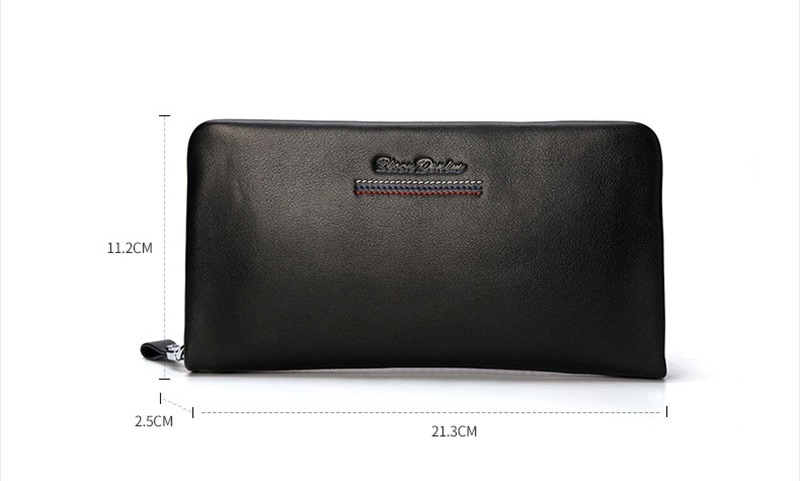 N8096-1 мужской клатч